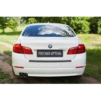 Накладка на бампер BMW 5 F10/F11 2010-2016