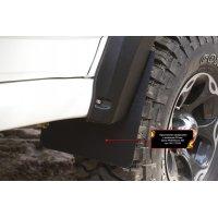 Брызговики с выносом 5 см для Great Wall Hover H3 2010-2013