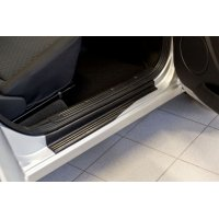 Комплект накладок для порогов Datsun on-DO