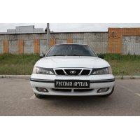 Реснички на фары Daewoo Nexia 1994-2008