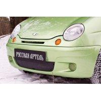 Зимняя заглушка решетки бампера Daewoo Matiz 2000-