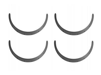 Фендеры на арки универсальные вынос 70 мм