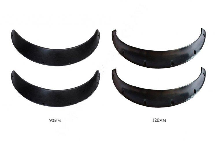 Комплект фендеров вынос 90 мм + вынос 120 мм
