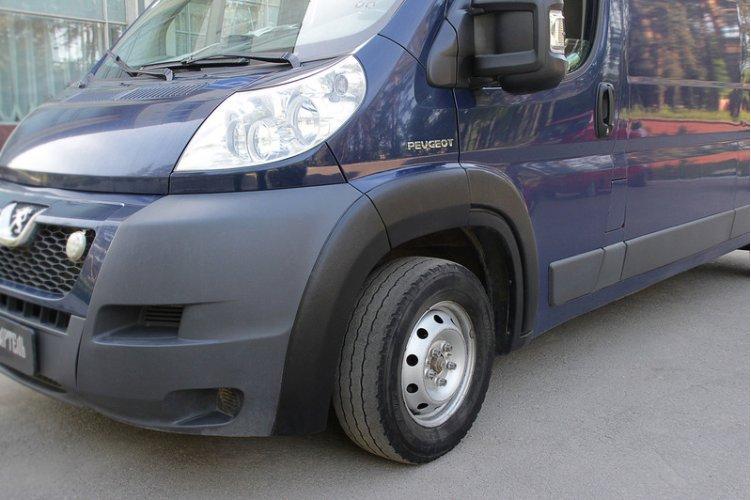 Расширители колесных арок (кузов 250) Пежо Боксер шасси