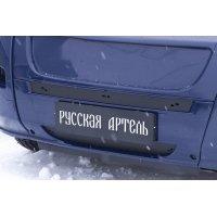 Заглушка (накладка) на зиму в бампер Fiat Ducato (250 кузов)