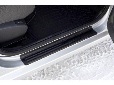 Комплект накладок для порогов (2шт.) Lada Largus 2012-