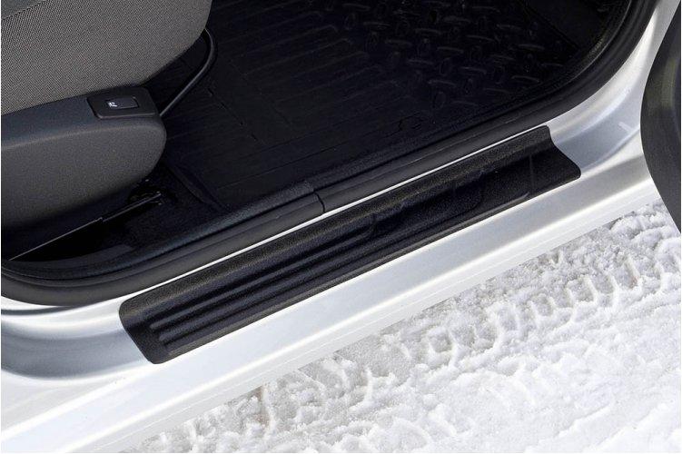 Комплект накладок для порогов (2шт.) Largus фургон 2012-