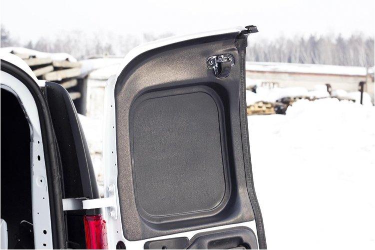 Обшивка верхней части задних дверей Lada Largus фургон 2012-