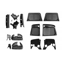 Защитный комплект обшивки Лада Ларгус фургон 2012-