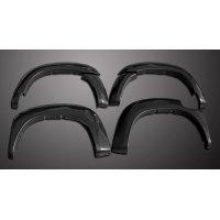 Расширители колесных арок (АБС-пластик) Ford Ranger 2006-2012