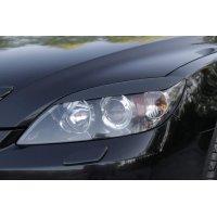 Реснички на фары (передние) №1 Mazda 3 2003-