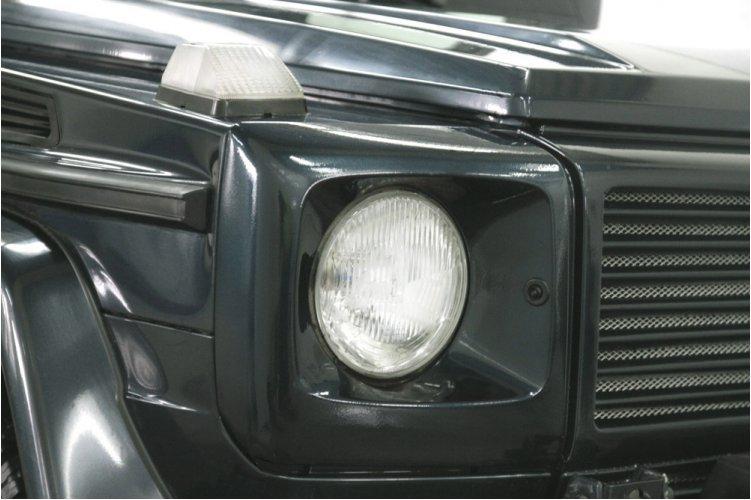 Очки на фары (левая) Mercedes G II (W463)