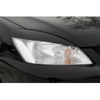 Реснички на фары узкие Mitsubishi Lancer 2005-