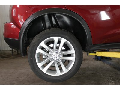 Комплект задних подкрылок Nissan Juke 2010-2014