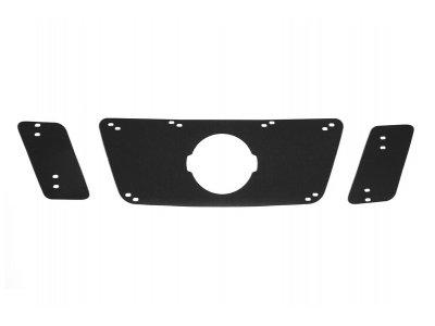 Заглушка (накладка) зимняя для Nissan Pathfinder 2011-2013