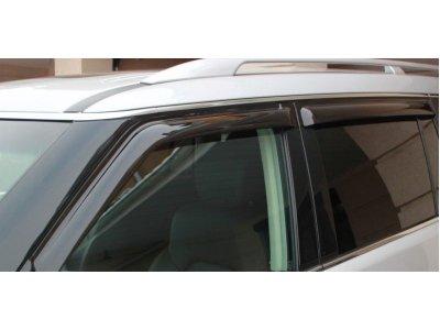 """Дефлекторы (ветровики) окон """"Cobra"""" Nissan Patrol Y62"""
