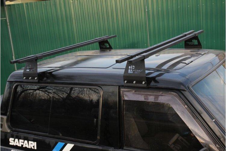 Багажник на крышу на Nissan Patrol 1987-