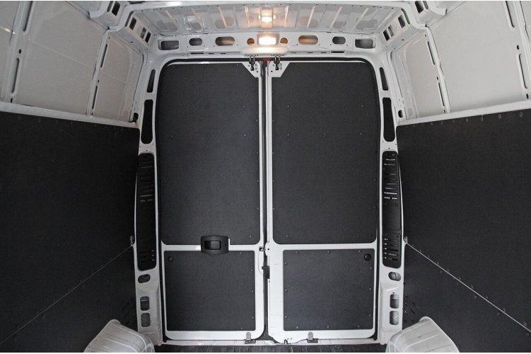 Обшивка верхней части задних дверей Citroen Jumper 2006-