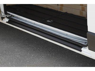Накладка на порог боковой двери Peugeot Boxerкузов 250
