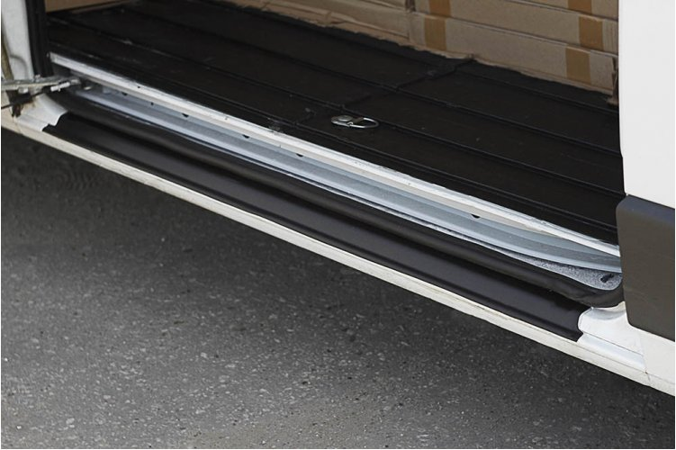 Накладка на порог боковой двери Fiat Ducatoкузов 250