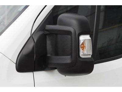 Накладки на зеркала Ситроен Джампер (кузов 290)