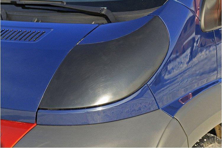 Накладки для изготовления ресничек Fiat Ducato 2012-
