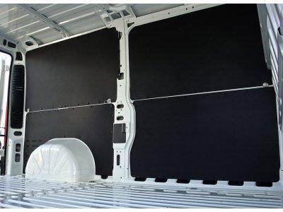 Обшивка грузового отсека (два яруса) Citroen Jumper 2006-