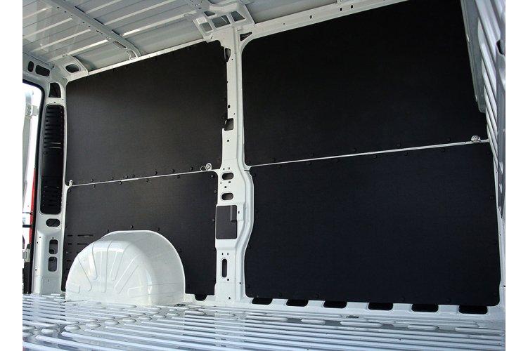Обшивка грузового отсека (два яруса) Fiat Ducato 2012-