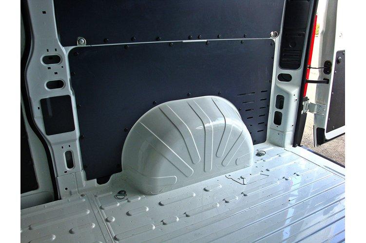 Обшивка грузового отсека (два яруса) Фиат Дукато 2012-