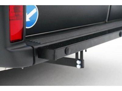 Защита заднего бампера Peugeot Boxer 2006-2014