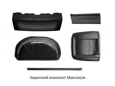 """Защитный комплект """"Максимальный"""" Fiat Ducato 2012-2014"""