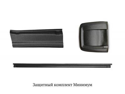 """Защитный комплект """"Минимальный"""" Пежо Боксер (кузов 290)"""