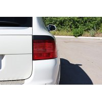 Накладки на фонари (задние) Porsche Cayenne 2002-
