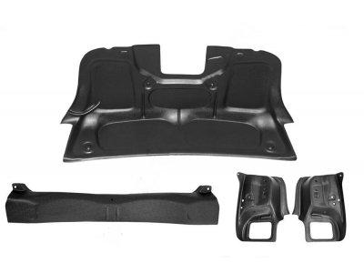 Комплект защитных накладок №2 Рено Логан 2014-