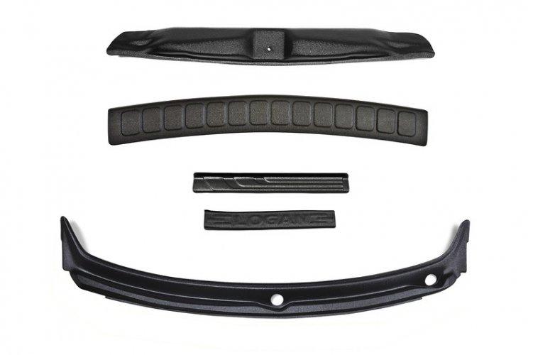 Защитный комплект накладок Рено Логан 2010-2013