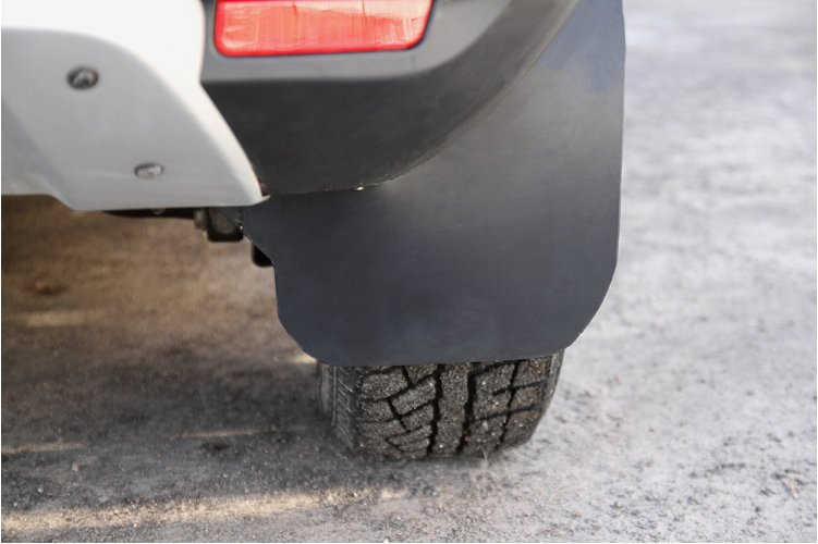 Брызговики (комплект 4шт) для Renault Duster 2010-