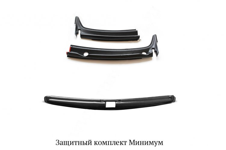 Комплект для защиты Минимум Renault Duster 2010-