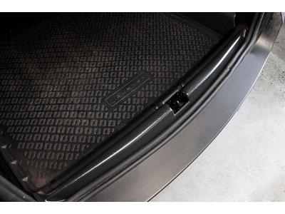 Защита на порожек багажника Renault Duster 2010-2014