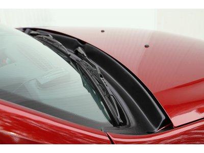Жабо сборное (2 элемента) Nissan Terrano 2014-