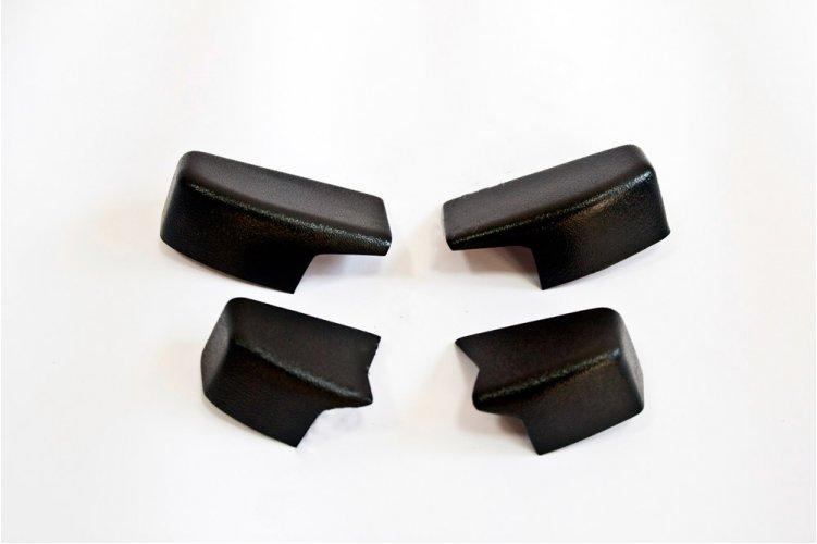 Накладки для порогов Вар.2 Nissan Terrano 2014-