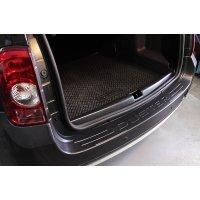 Защита на задний бампер Renault Duster 2010-