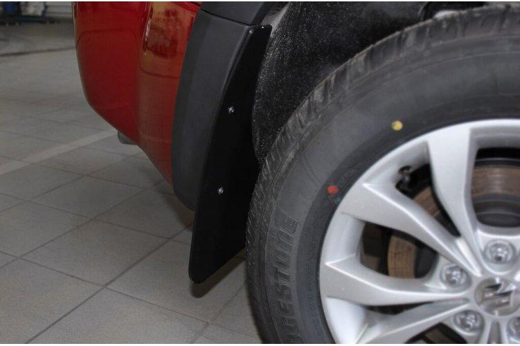 Брызговики (комплект 4шт) Suzuki Grand Vitara 2008-