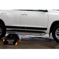 Молдинги для дверей Toyota Land Cruiser Prado 150