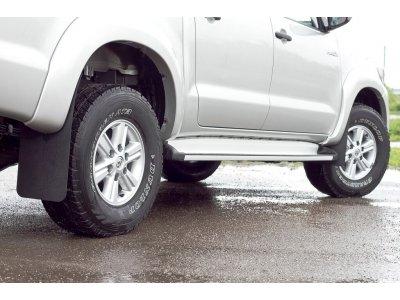 Брызговики для Тойота Хайлюкс 2011-