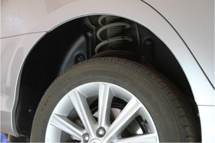 Подкрылки задних арок Toyota Camry V50 2011-