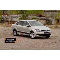 Молдинги на двери для Volkswagen Polo 5