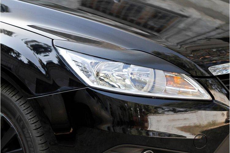 Реснички на фары Форд Фокус 2008-