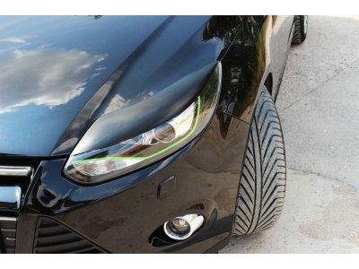 Реснички на фары Форд Фокус III 2011-