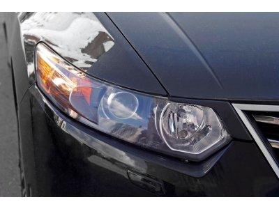 Реснички на передние фары Honda Accord 2008-