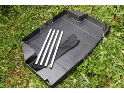 Стол-коврик сборный багажного отделения Chevrolet Niva 2002-